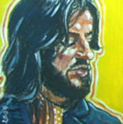 Ringo Starr Art Print