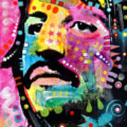 Ringo Starr Art Print by Dean Russo