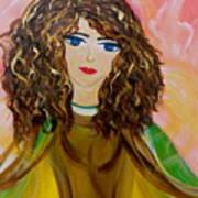 Rinna Bella Art Print