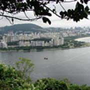 Rio De Janeiro Vii Art Print