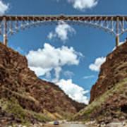 Rio Grande Gorge Bridge Art Print