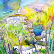 Rioja Spain 04 Art Print