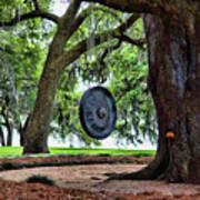 Rip Van Winkle Gardens I  Art Print