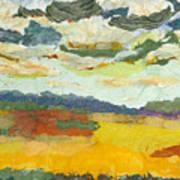 Ripening Prairies Art Print