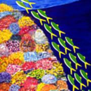 Rising Shoal IIi Art Print