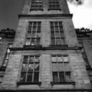 Hardwick Hall - Rising To The Sky Art Print