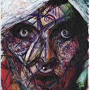 Rita Dambook Remixed Art Print