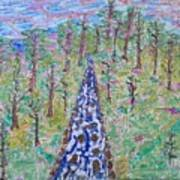 River Dayz Art Print
