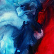 River Of Dreams 3 By Madart Art Print