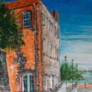 River Street Art Print