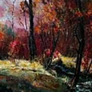 River Ywoigne Art Print