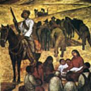 Rivera: Schoolteacher Art Print