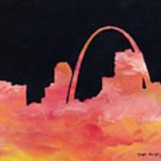 Riverfront Art Print