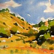 Road To Duck Creek Art Print