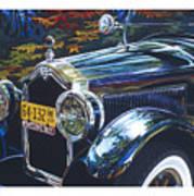 Roadmaster Art Print