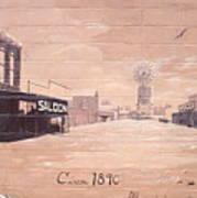 Roanoke Mural Art Print
