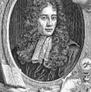Robert Boyle, Irish Polymath Art Print