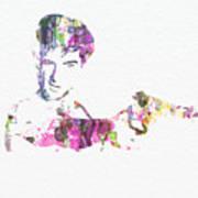 Robert De Niro Taxi Drvier Art Print