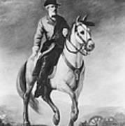 Robert Edward Lee Art Print