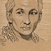 Robert Englund Art Print