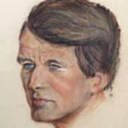 Robert Kennedy Art Print