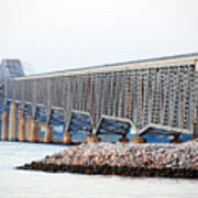 Robert O. Norris Bridge Art Print