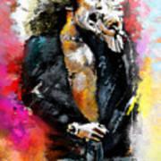 Robert Plant 03 Art Print
