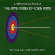 Robin Hood Movie Poster Art Print