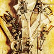 Robolts Art Print