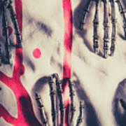 Robot Killing Machines Art Print