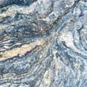 Rock Abstract Art Print