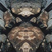 Rock Gods Rock Matron Art Print