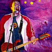 Rock On Tom Art Print