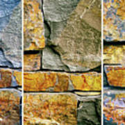 Rock Steady  Art Print