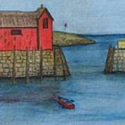 Rockport Art Print