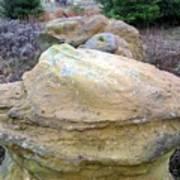 Rocks 4 Art Print