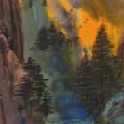 Rocky Mountain High Art Print