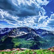 Rocky Mountain National Park I Art Print