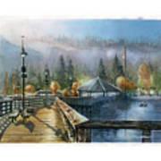 Rocky Point Park Art Print