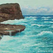 Rocky Point Art Print