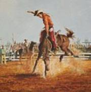 Rodeo Art Print