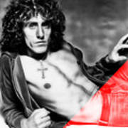 Roger Daltrey Collection Art Print