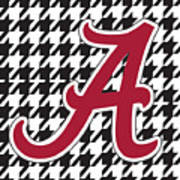 Roll Tide Mini Canvas Art Print
