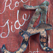 Roll Tide Art Print