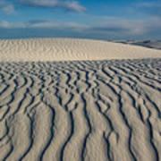 Rolling Dunes Art Print