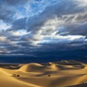 Rolling Sand Dunes Art Print