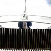 Rolls Royce 2 Art Print