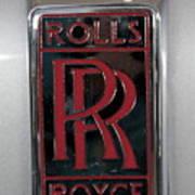 Rolls Royce Art Print