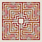 Roman - Earth Art Print