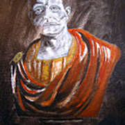Roman Emperor Art Print